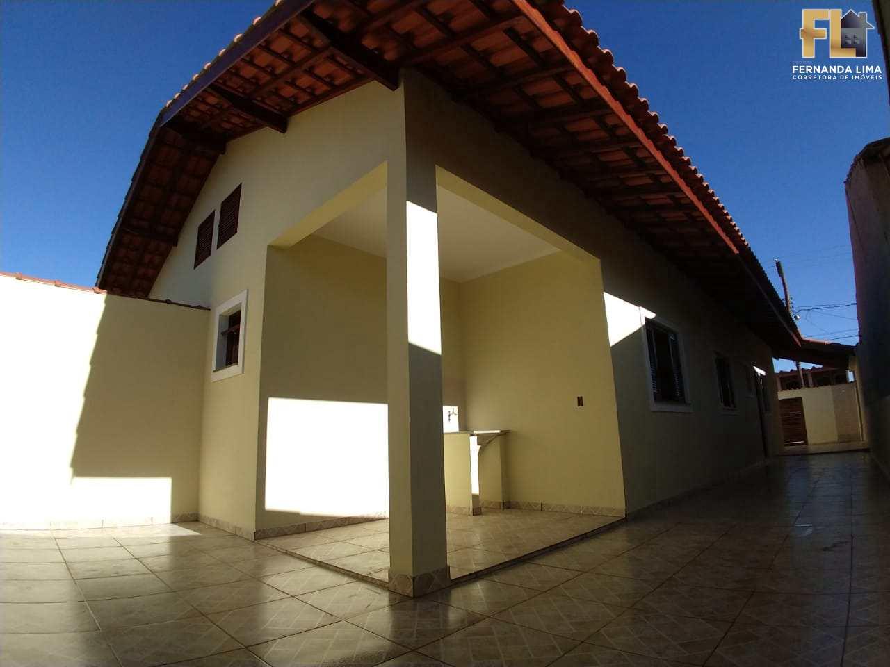 Casa com 2 dorms, Nossa Senhora Sion, Itanhaém - R$ 175 mil, Cod: 45074