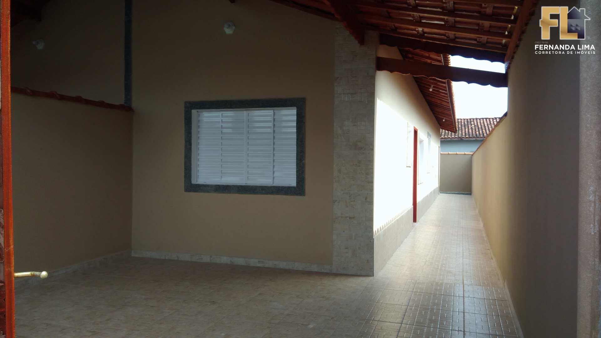 Casa com 2 dorms, Balneário Flórida Mirim, Mongaguá - R$ 184 mil, Cod: 45079