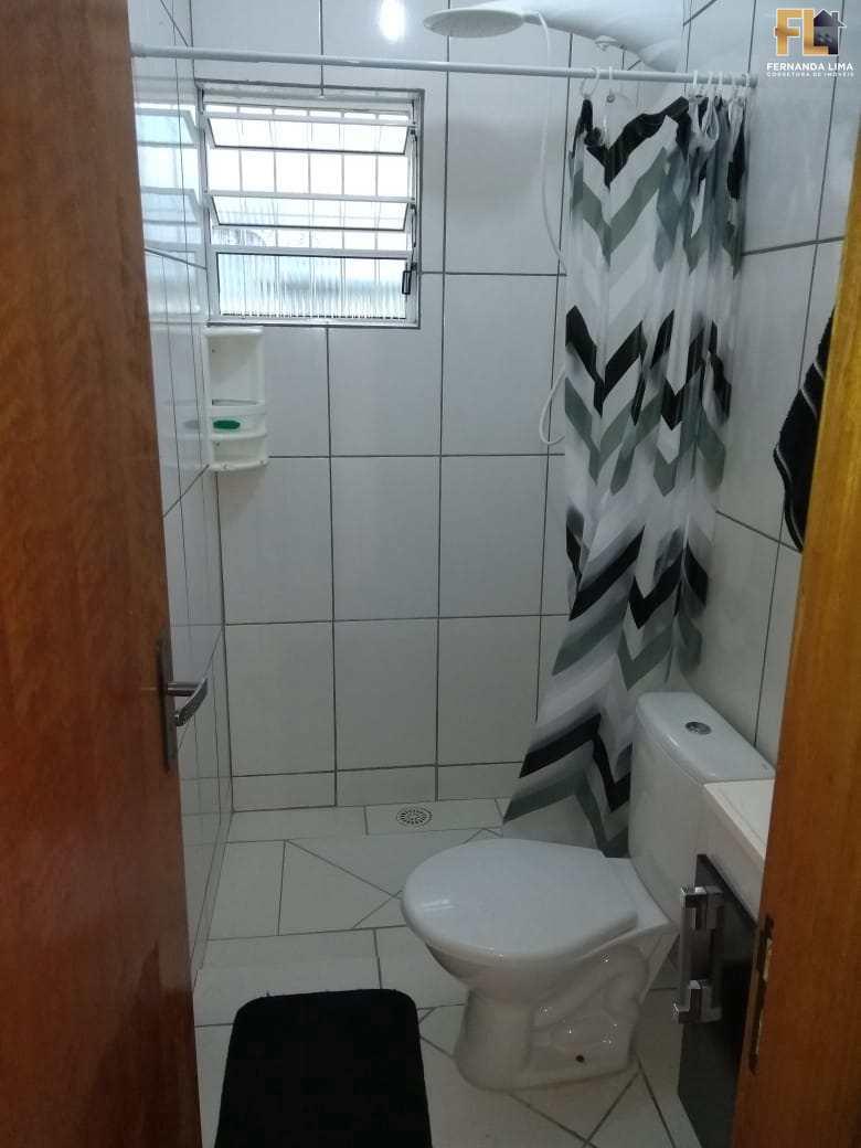 Casa com 2 dorms, Caiçara, Praia Grande - R$ 213 mil, Cod: 45091
