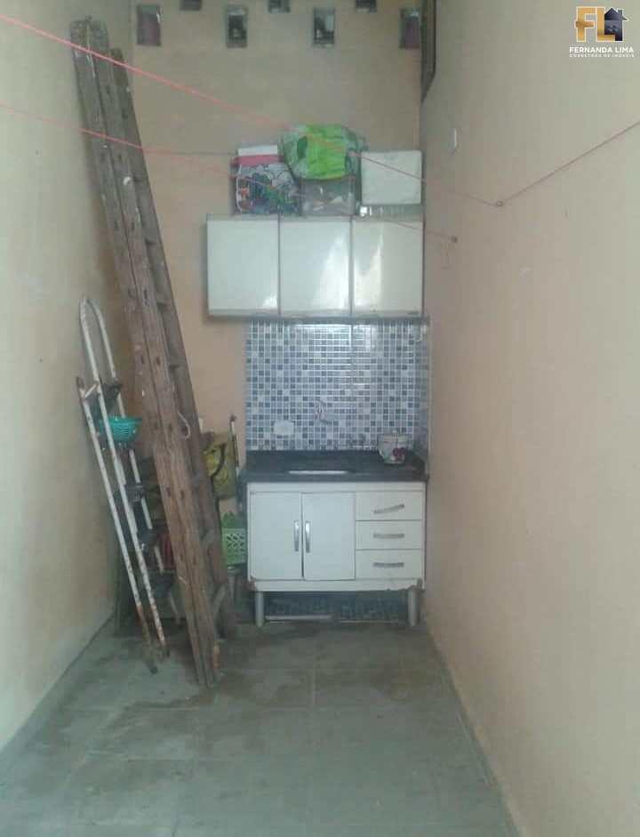 Casa com 2 dorms, Jussara, Mongaguá - R$ 175 mil, Cod: 45096