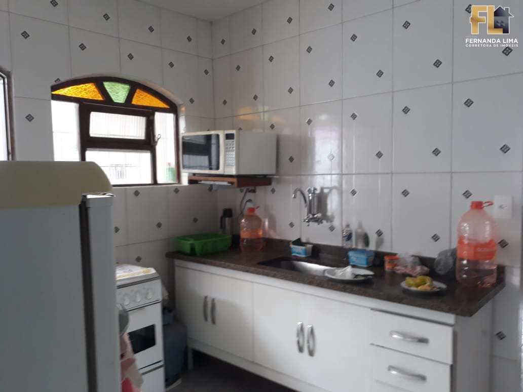 Casa com 2 dorms, Vila Atlântica, Mongaguá - R$ 192 mil, Cod: 45106