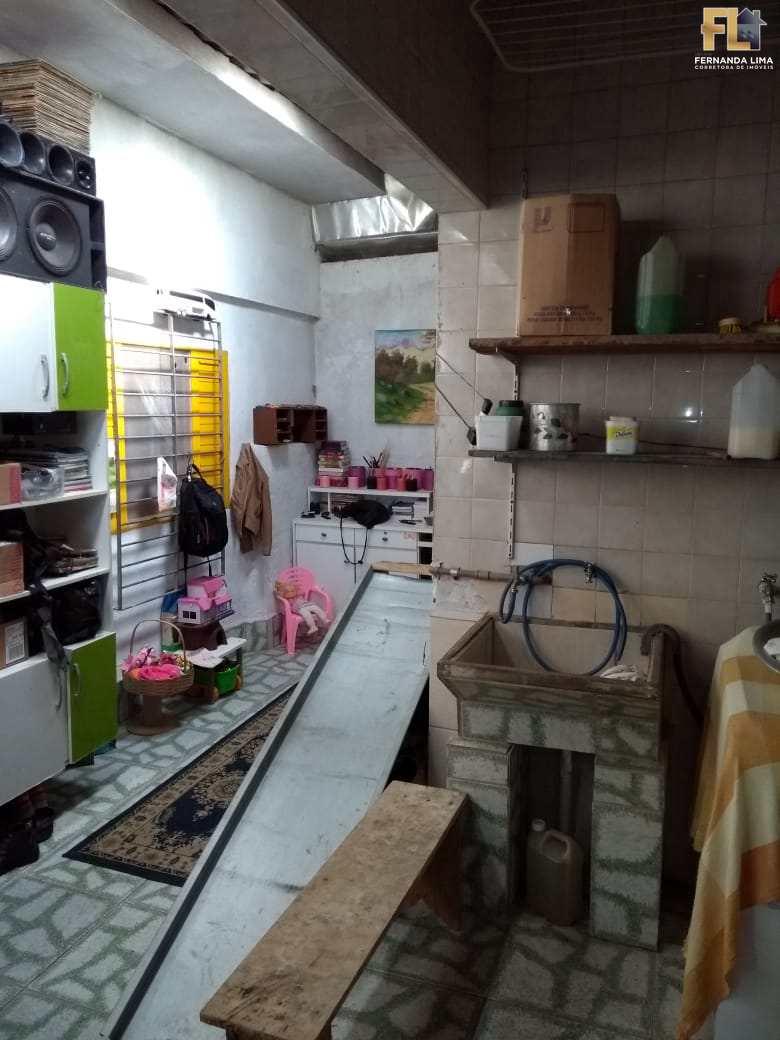 Casa com 3 dorms, Pedreira, Mongaguá - R$ 215 mil, Cod: 45110
