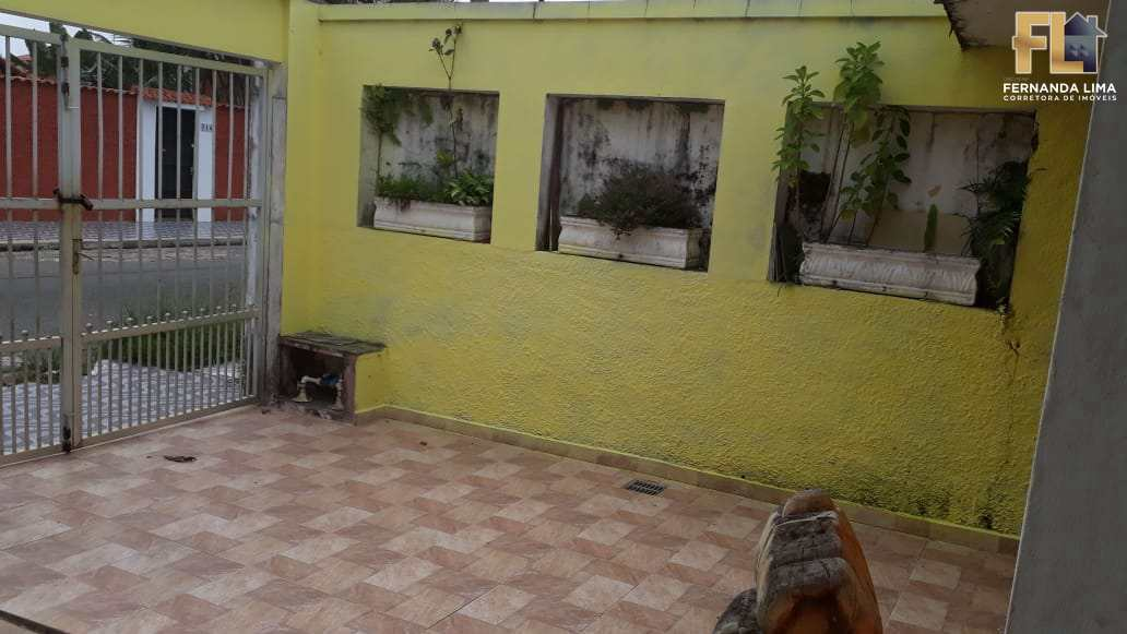 Casa com 3 dorms, Flórida, Praia Grande - R$ 477 mil, Cod: 45120