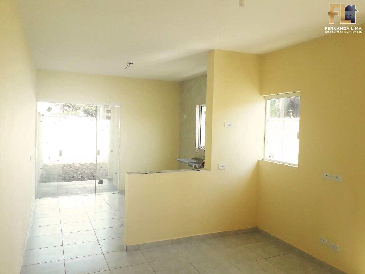 Casa com 2 dorms, Balnerio Gaivota, Itanhaém - R$ 169 mil, Cod: 45121