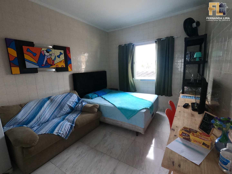 Kitnet com 1 dorm, Centro, Mongaguá - R$ 120 mil, Cod: 45123