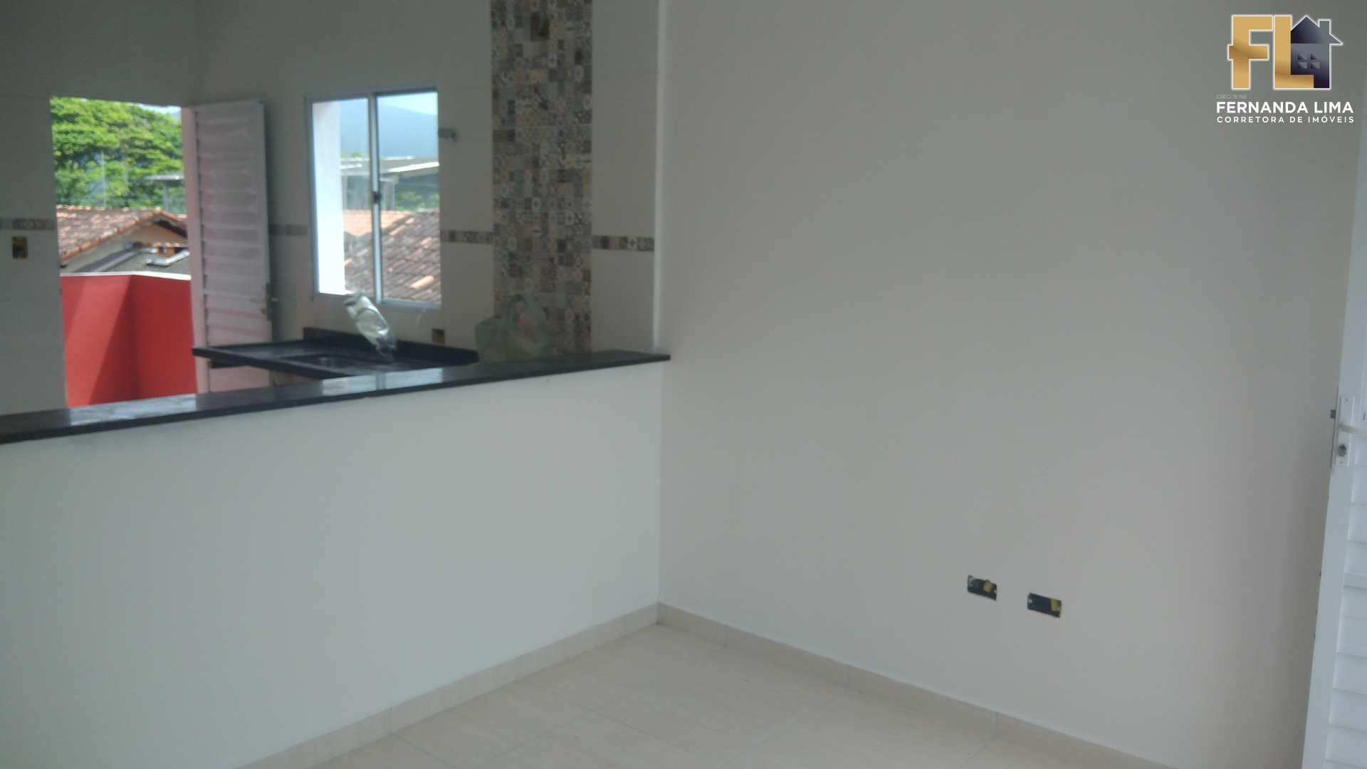 Casa com 2 dorms, Nova Itanhaém, Itanhaém - R$ 139 mil, Cod: 45174