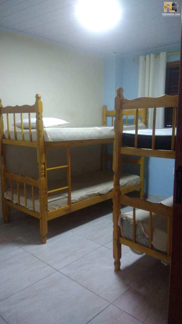 Casa com 3 dorms, Itaóca, Mongaguá - R$ 260 mil, Cod: 45192