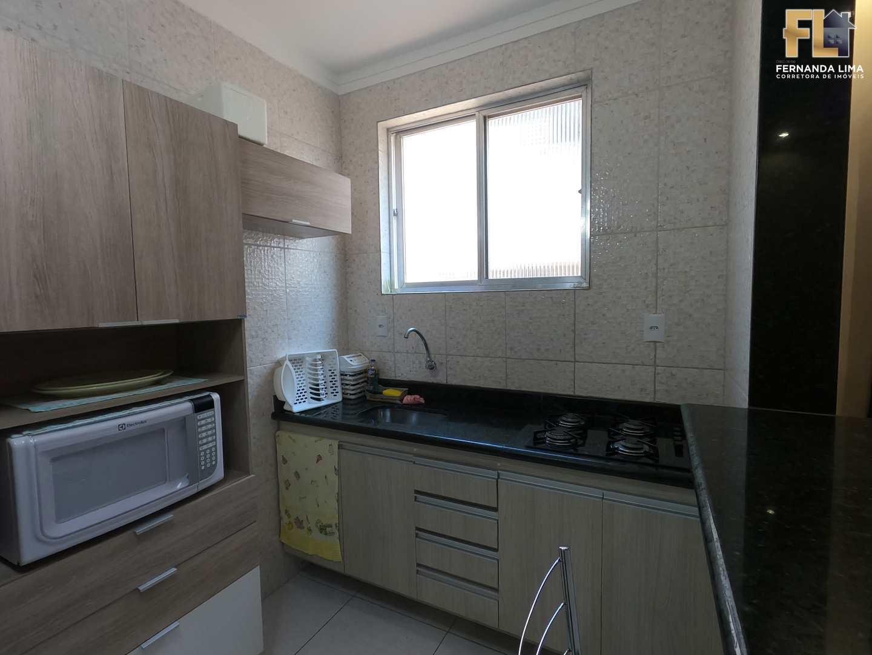 Apartamento no Boqueirão, Praia Grande - R$ 192 mil, Cod: 45257