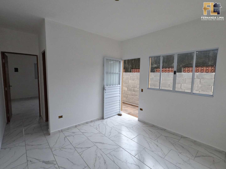 Casa com 1 dorm, Jardim Magalhães, Itanhaém - R$ 165 mil, Cod: 45300