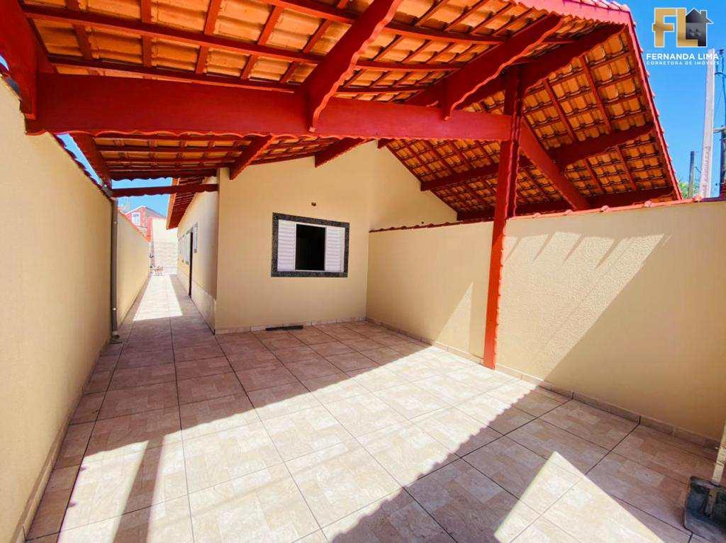 Casa com 2 dorms, Santa Eugênia, Mongaguá - R$ 360 mil, Cod: 45321