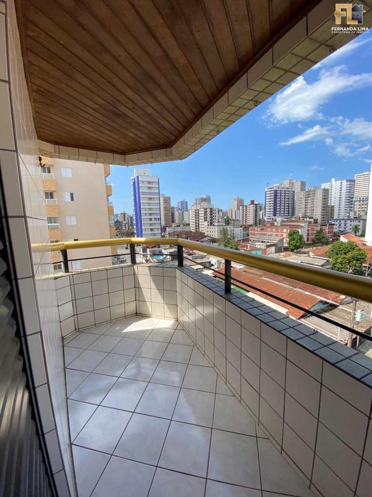 Apartamento com 2 dorms, Aviação, Praia Grande - R$ 290 mil, Cod: 45348