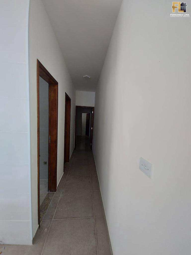 Casa com 2 dorms, Nossa Senhora Sion, Itanhaém - R$ 195 mil, Cod: 45351