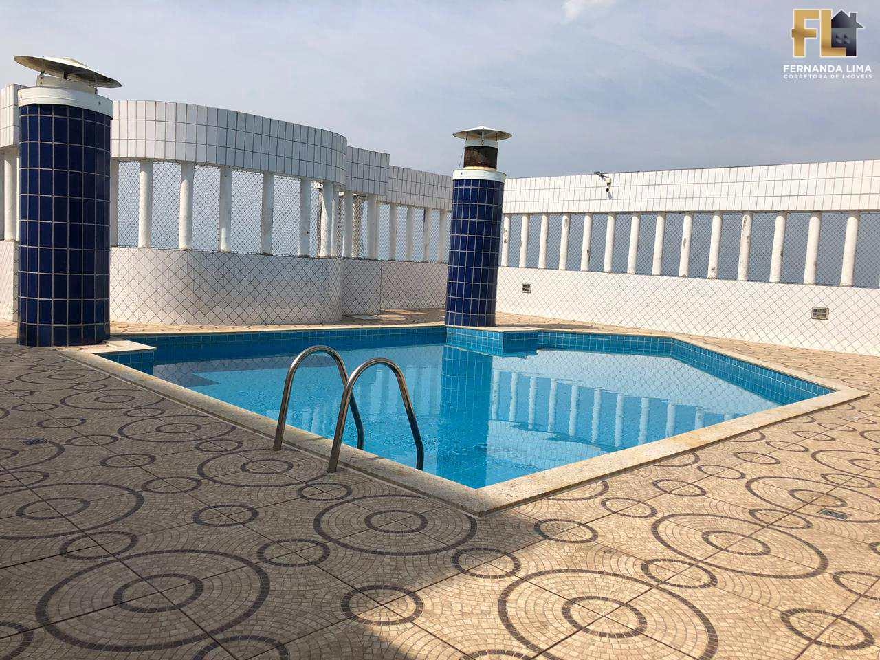 Apartamento com 2 dorms, Vila Atlântica, Mongaguá - R$ 250 mil, Cod: 45354