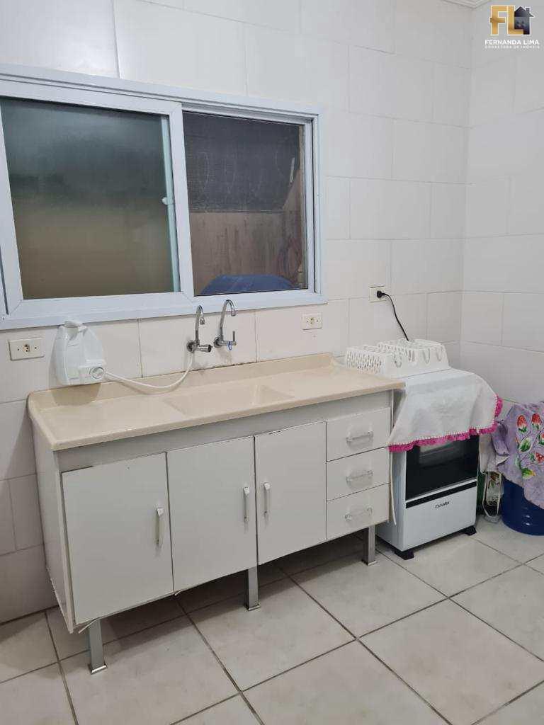 Sobrado com 2 dorms, Agenor de Campos, Mongaguá - R$ 180 mil, Cod: 45369