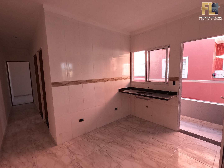 Casa com 2 dorms, Umuarama, Itanhaém - R$ 165 mil, Cod: 45370