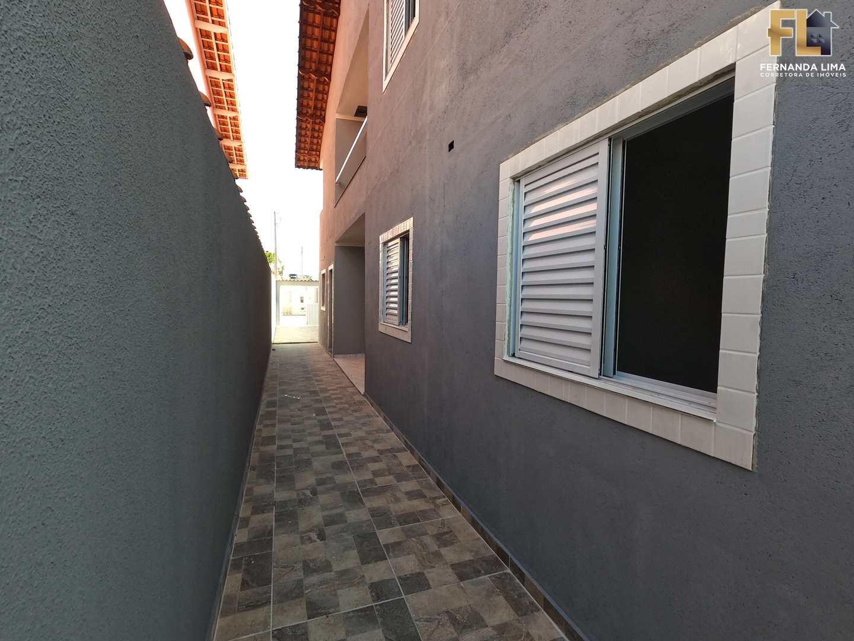Casa com 2 dorms, Umuarama, Itanhaém - R$ 175 mil, Cod: 45371