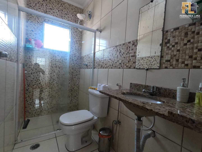 Casa de Condomínio com 2 dorms, Pedreira, Mongaguá - R$ 205 mil, Cod: 45389