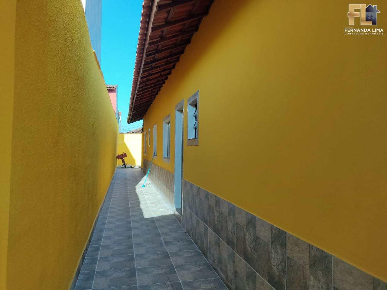 Casa com 2 dorms, Agenor de Campos, Mongaguá - R$ 269 mil, Cod: 45401