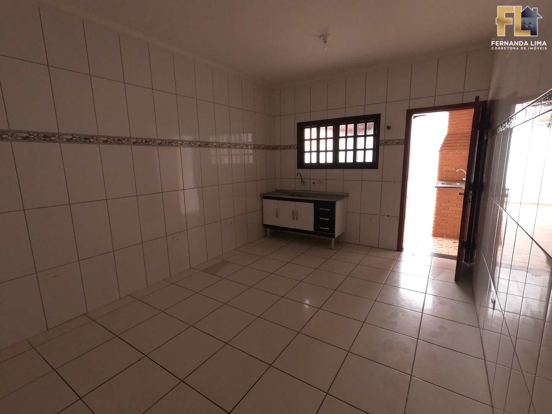 Sobrado com 2 dorms, Itaóca, Mongaguá - R$ 290 mil, Cod: 45415
