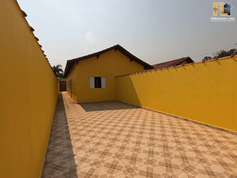 Casa com 2 dorms, Flórida Mirim, Mongaguá - R$ 220 mil, Cod: 45421