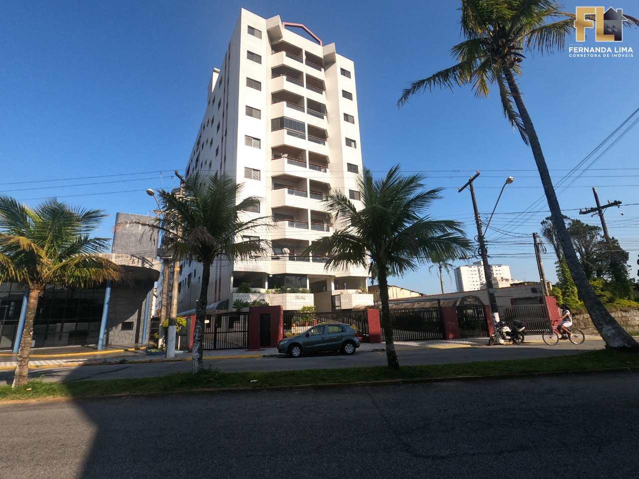 Apartamento com 1 dorm, Vera Cruz, Mongaguá - R$ 220 mil, Cod: 45425