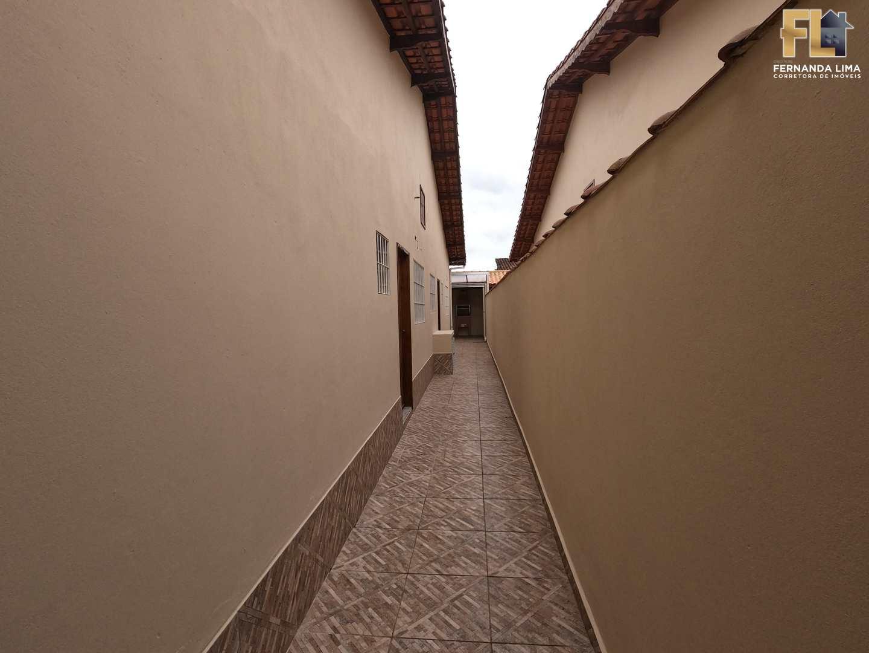 Casa com 2 dorms, Plataforma II, Mongaguá - R$ 239 mil, Cod: 45428