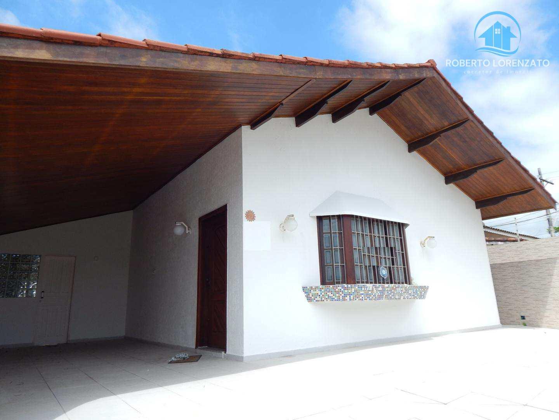 Casa com 3 dorms, Jardim Imperador, Peruíbe - R$ 550.000,00, 154,8m² - Codigo: 1239