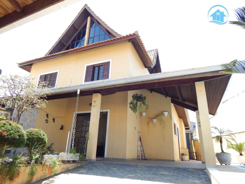 Casa com 3 dorms, Centro, Peruíbe - R$ 433 mil, Cod: 1269