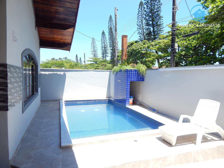 Casa com 3 dorms, Nova Peruíbe, Peruíbe - R$ 458 mil, Cod: 1275