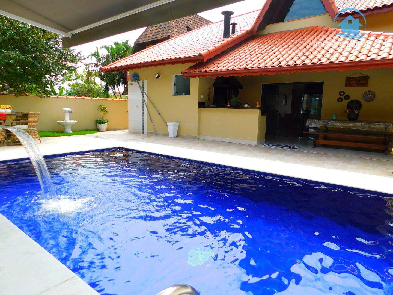 Casa com 4 dorms, Condomínio Bougainvilleé III, Peruíbe - R$ 898 mil, Cod: 1310