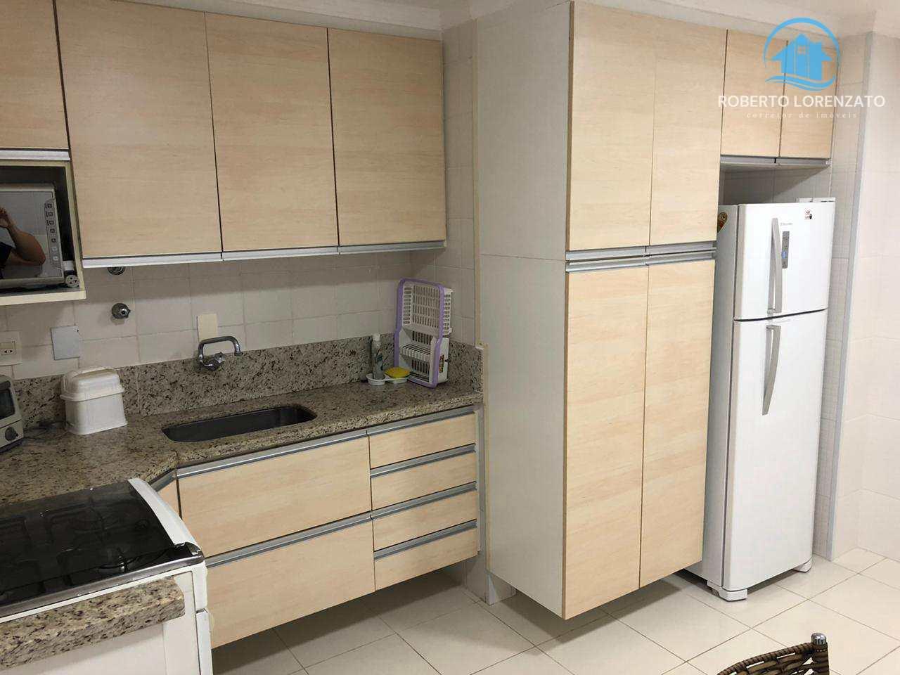 Apartamento com 3 dorms, Convento Velho, Peruíbe - R$ 350 mil, Cod: 1461