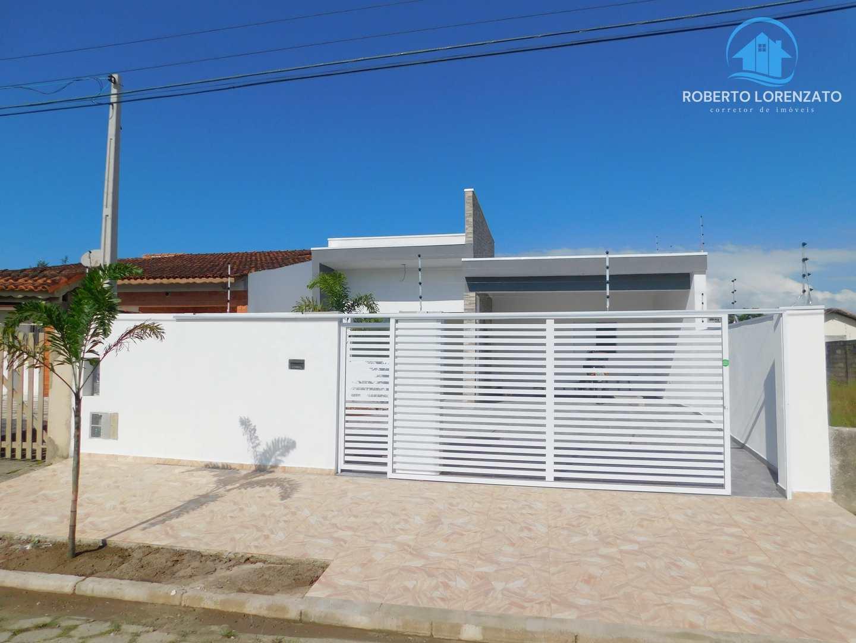 Casa com 3 dorms, Jardim Icaraiba, Peruíbe - R$ 380 mil, Cod: 1470