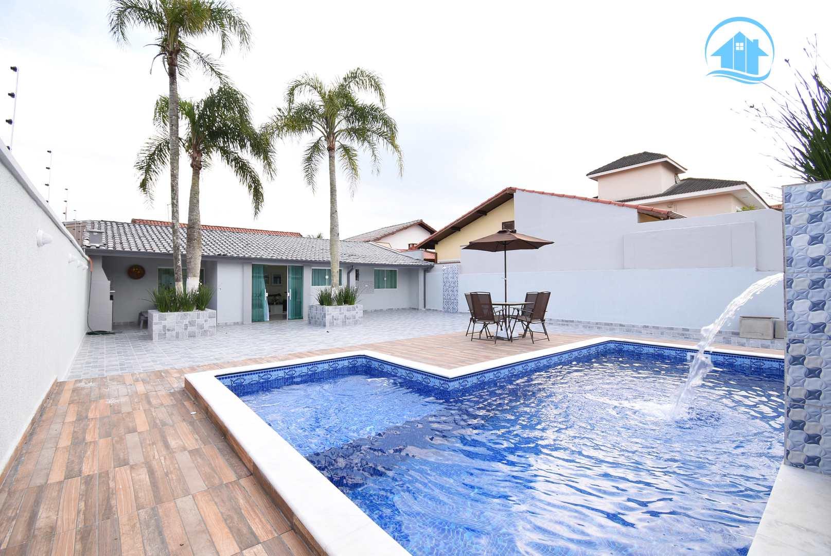 Casa com 2 dorms, Parque Turístico, Peruíbe - R$ 480 mil, Cod: 1848