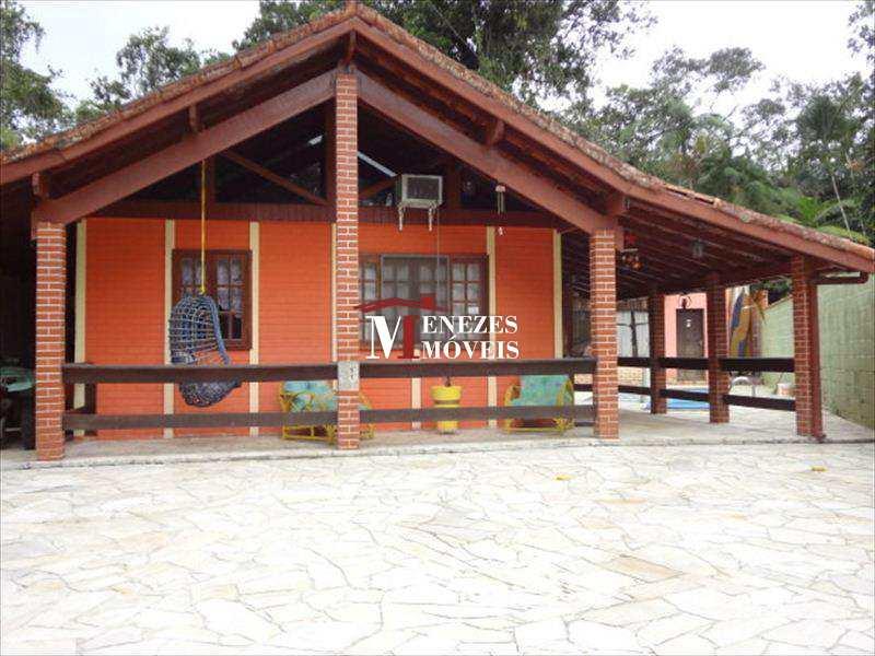 Casa de Condomínio com 5 dorms, GUARATUBA COSTA DO SOL, Bertioga - R$ 550 mil, Cod: 139