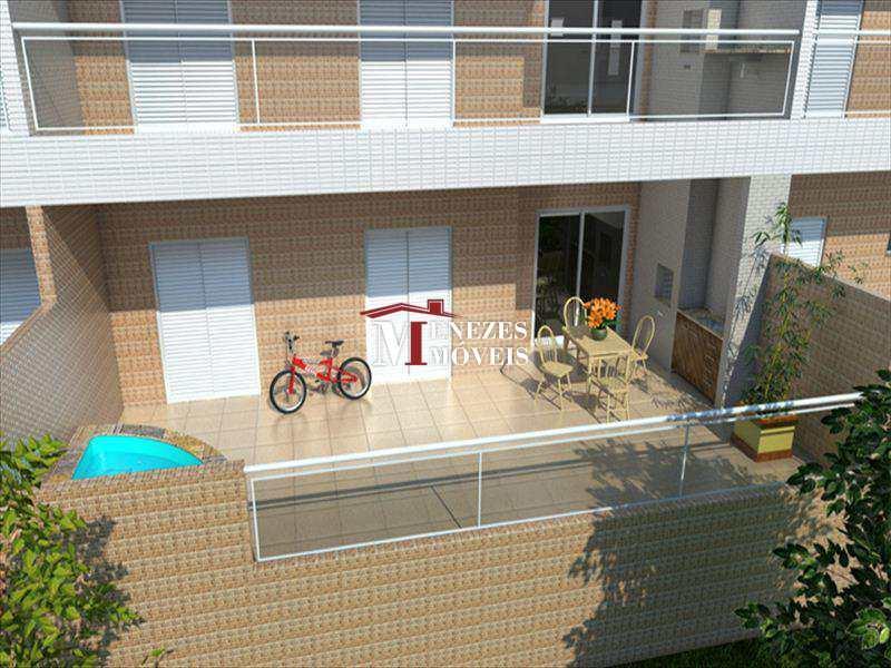 Apartamento em Bertioga bairro Indaiá