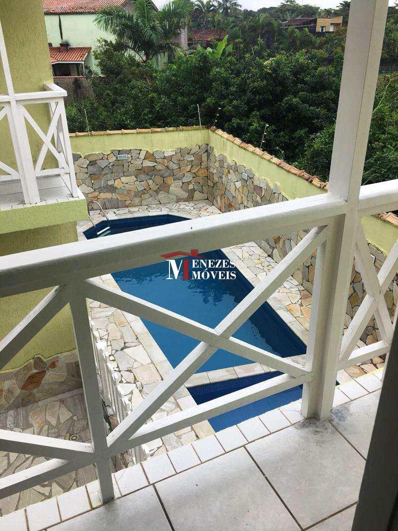Casa a venda em Villagio em Bertioga - Vista para  Mar ref. 896