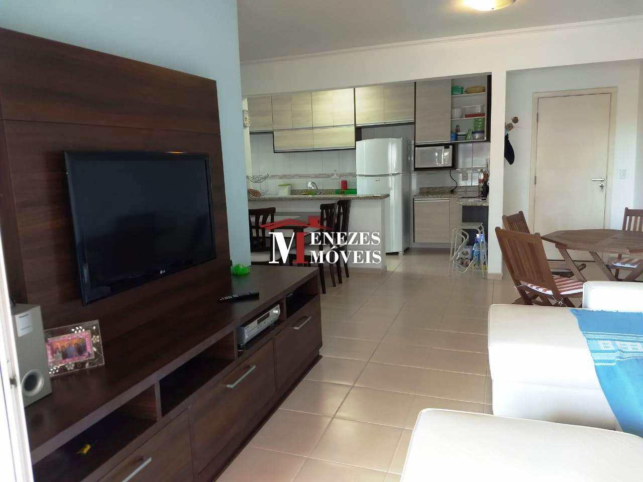 Apartamento Pé na Areia  a venda em Bertioga - Centro Ref. 1013