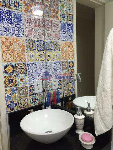 Apartamento com 2 dorms, Vila Rio de Janeiro, Guarulhos - R$ 245 mil, Cod: 3843