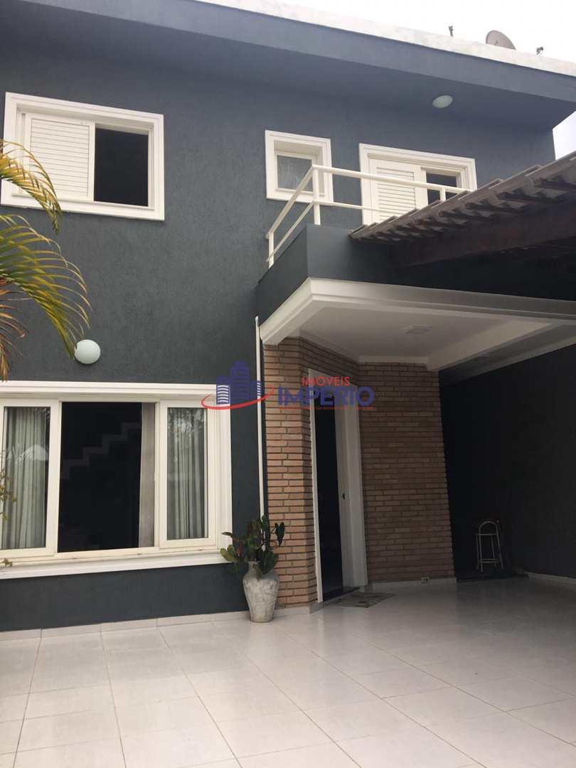Sobrado com 3 dorms, Jardim Fazenda Rincão, Arujá - R$ 760 mil, Cod: 4074