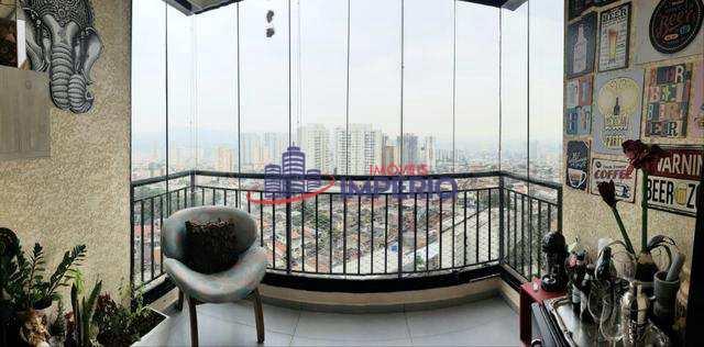 Apartamento com 3 dorms, Picanço, Guarulhos - R$ 500 mil, Cod: 4439