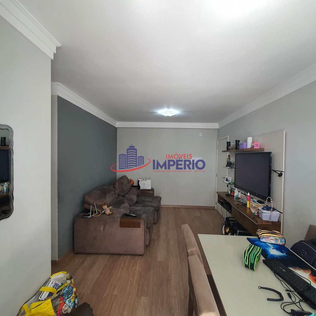 Apartamento com 3 dorms, Vila Barros, Guarulhos - R$ 490 mil, Cod: 5990
