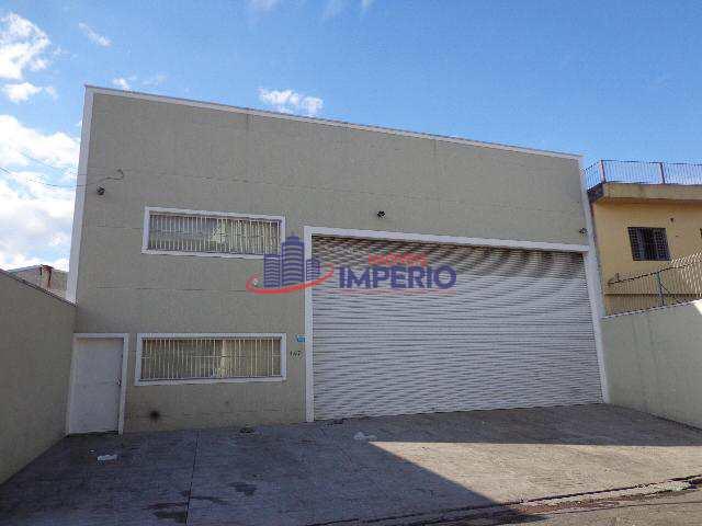 Galpão, Jardim Pereira Leite, São Paulo, Cod: 6081