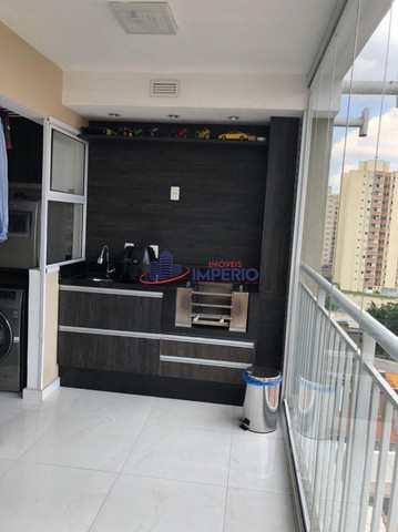 Apartamento com 3 dorms, Macedo, Guarulhos - R$ 467 mil, Cod: 7036
