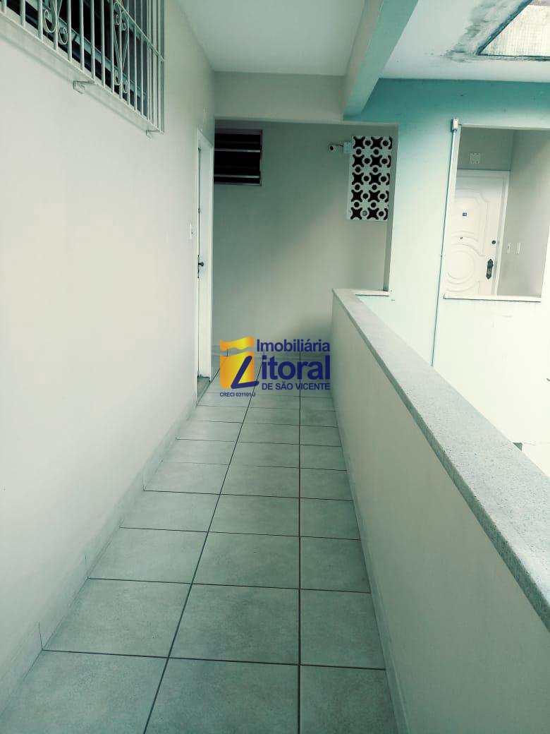 Apartamento com 1 dorm, Centro, São Vicente - R$ 165.000,00, 52m² - Codigo: 308