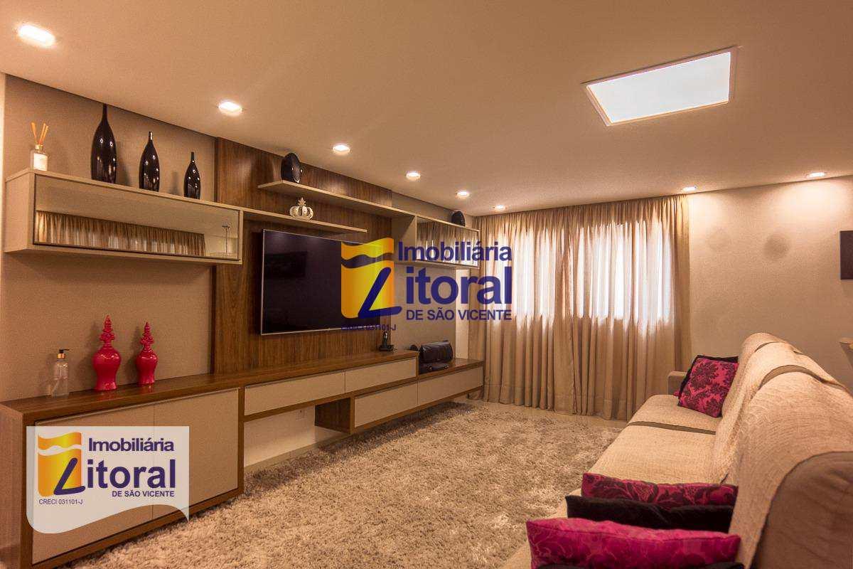 Apartamento com 3 dorms, Guilhermina, Praia Grande - R$ 1.4 mi, Cod: 313