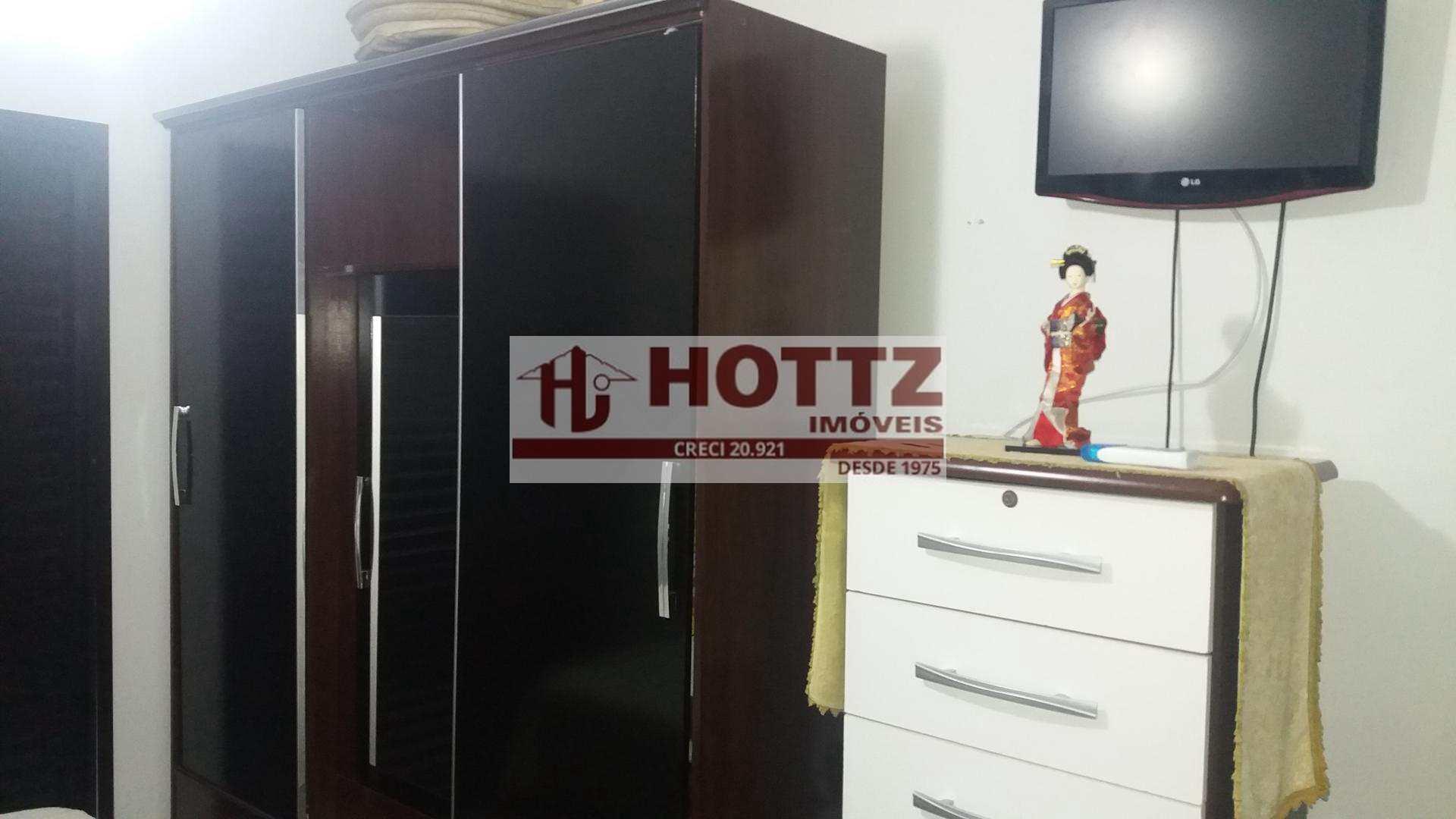 Apartamento com 3 dorms, Caiçara, Praia Grande - R$ 427 mil, Cod: 3069