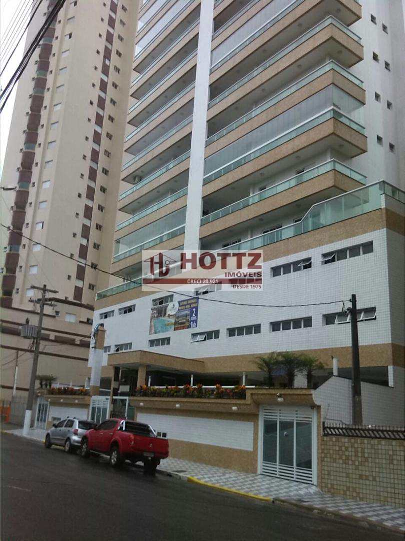 Apartamento com 2 dorms, Caiçara, Praia Grande - R$ 370 mil, Cod: 2311