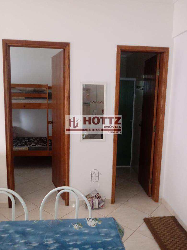 Apartamento com 1 dorm, Caiçara, Praia Grande - R$ 180 mil, Cod: 1234