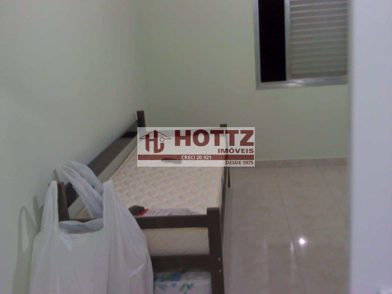 Kitnet com 1 dorm, Caiçara, Praia Grande - R$ 110 mil, Cod: 26