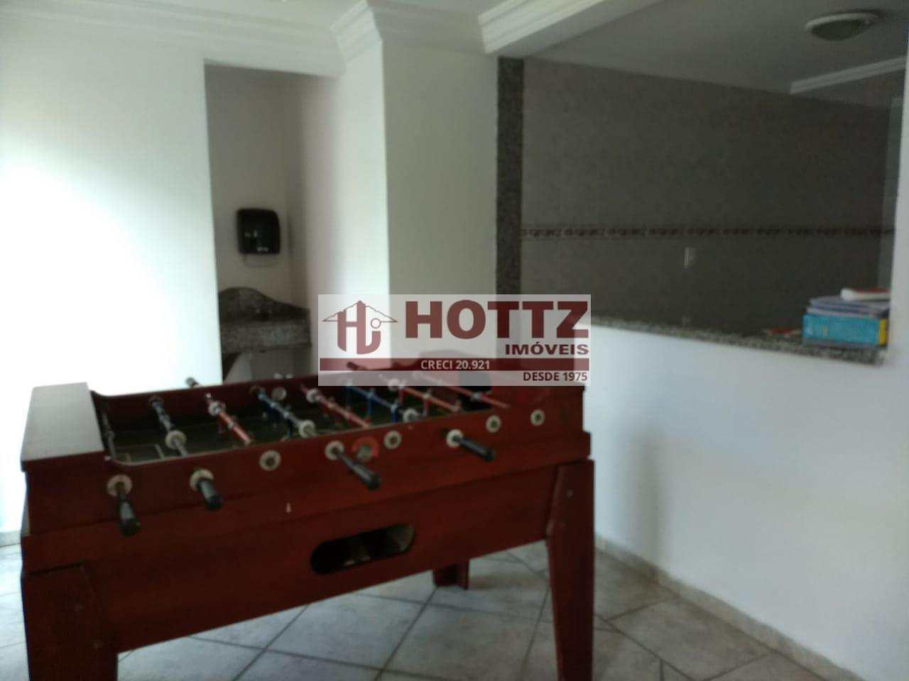 Apartamento com 1 dorm, Caiçara, Praia Grande - R$ 230 mil, Cod: 1250